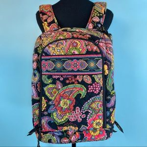Vera Bradley Gorgeous Paisley Backpack